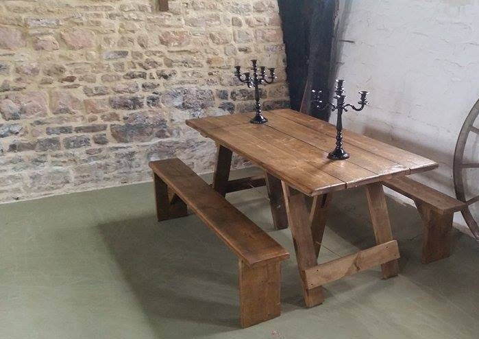 Valley Furniture Hire Tables